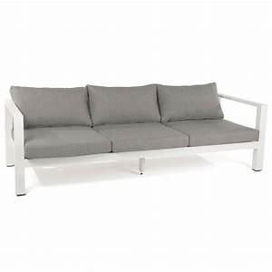 Lounge Auflagen Wetterfest : wetterfest outdoor sofa bank garten lounge aluminium gestell nanotex 3 sitzer ebay ~ A.2002-acura-tl-radio.info Haus und Dekorationen