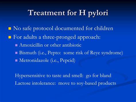 Cytotec Review H Pylori Treatment Tetracycline Metronidazole Atarax
