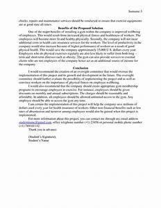 Social Media Proposal Pdf Basic Elements Of Internal Proposal Writing Internal