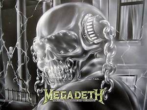 Megadeth - Megadeth Wallpaper (23926798) - Fanpop