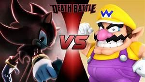 Wario VS Shadow DEATH BATTLE Wiki FANDOM powered by Wikia - satukis info