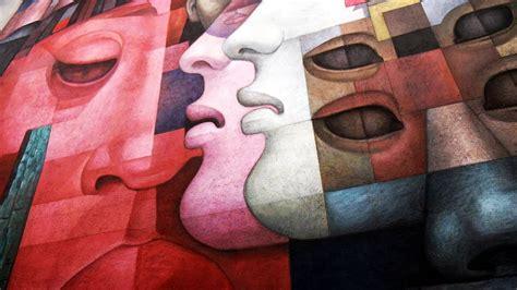 mural en la universidad de concepcion atlas vivo de
