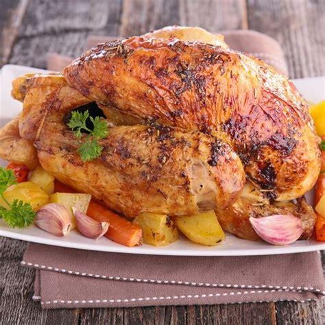 recette de cuisine cuisse de poulet recette poulet rôti au four