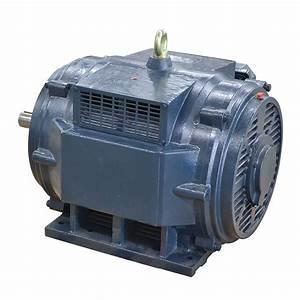 75 Hp 3570 Rpm 208 460 Volt Ac Marathon Electric Motor