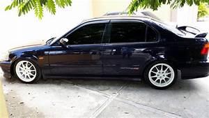 Honda Civic 2000 Vi Rs Ferio