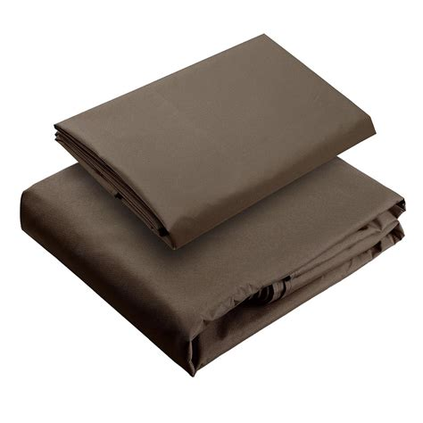topper canap 2 tier 12x12 ft canopy top replacement chocolate for