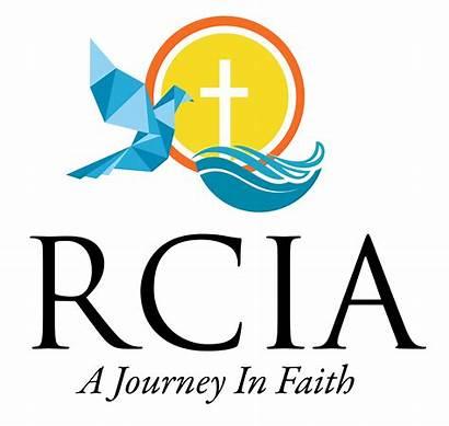 Rcia Catholic Faith Become Christian Rite Initiation