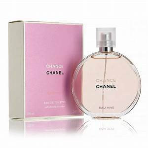 Chanel Chance Eau Vive EDT 100ml Perfume For Women -Best ...