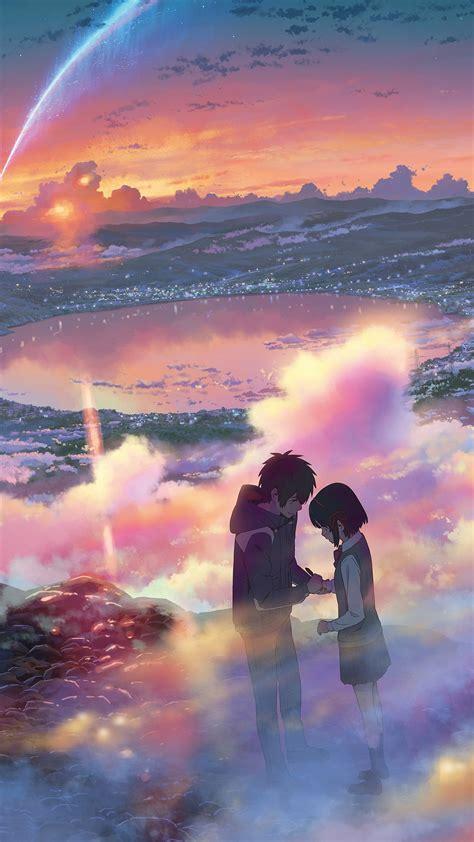 yourname anime art night cute kimi  na wa android