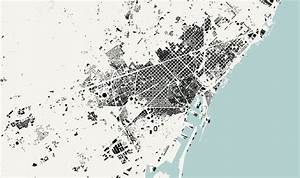 Barcelona And Maps On Pinterest