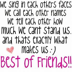 30 Cute Bestie Quotes & Sayings About Best Friend | Picsmine