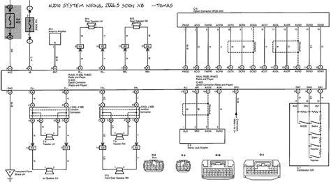 2006 Scion Xb Wiring Diagram by 2005 Scion Xb Headlight Wiring Diagram Wiring Diagram