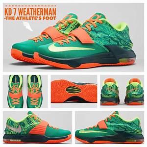 KD 7 WEATHERMAN - The Athlete's Foot North Carolina