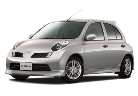 Nissan March Wallpapers by Nissan March Sr K12c 2007 10 Wallpapers