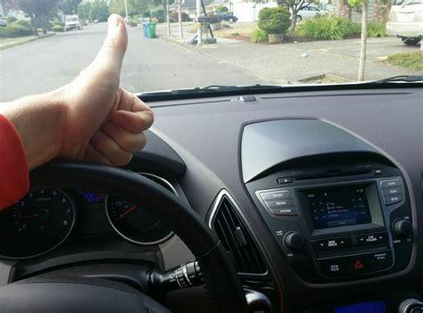 hyundai tucson car review frugal living nw
