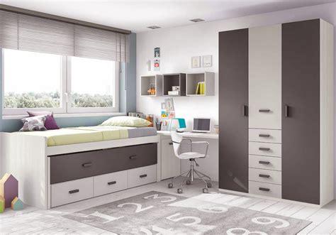 chambres avec chambre ado garcon moderne avec lit gigogne glicerio