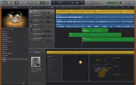 Garageband Track by Stuff Drummer Is The Killer Feature In New