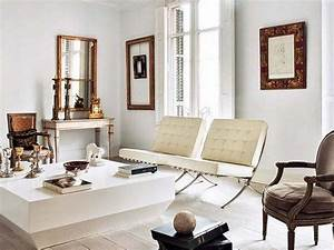 Antique and Modern Furniture Together: Mixing Furniture ...