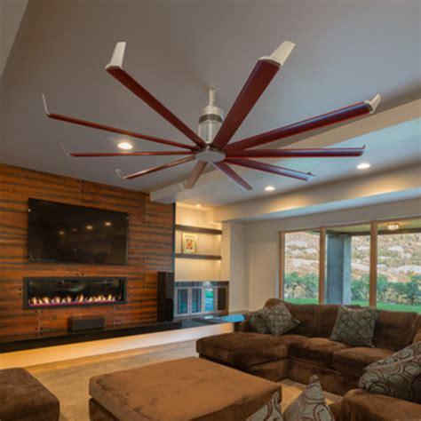 big ceiling fan large residential ceiling fans major in enhancing