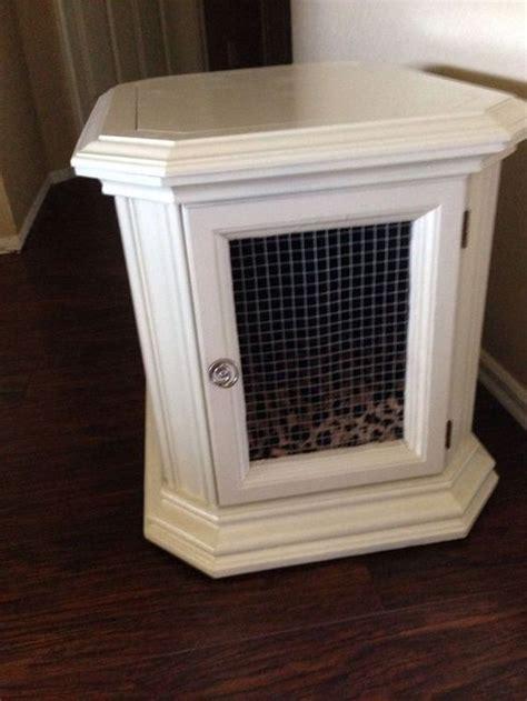 large dog crate ideas  pinterest diy dog