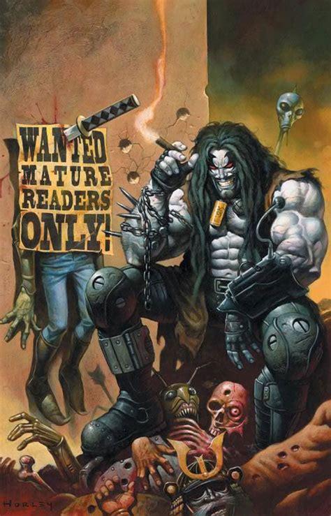 kaos no one lobo tendrá serie regular en dc comics zona negativa