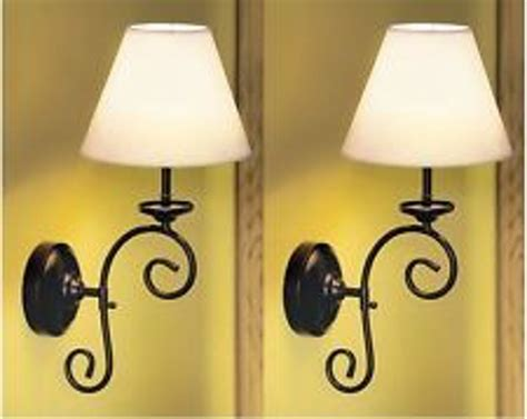 battery operated sconces luxury battery powered wall