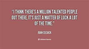 Quotes About Ta... Talented Persons Quotes