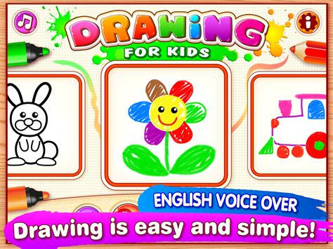 drawing  kids children coloring games toddlers
