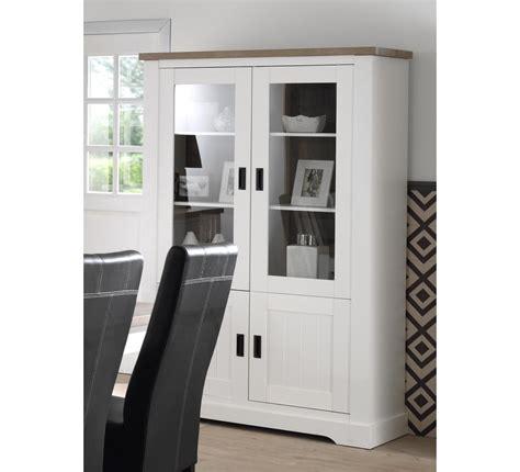 style house canapé salle a manger complète blanche avec plateau bois quot monaco