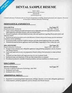 Dentist resume for fresh graduate