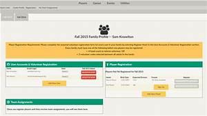 Registration Configuration