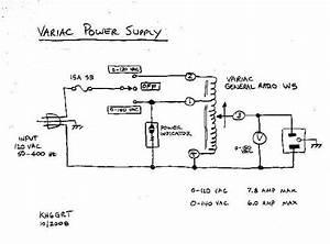 Kh6grt Variac Variable Voltage Ac Supply