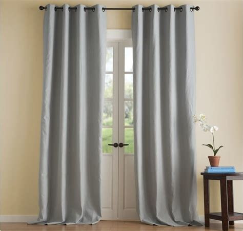 pottery barn curtains grommet peyton linen cotton grommet drape traditional curtains