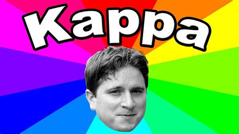 Meme Kappa - who is kappa the origin history and meaning of the twitch kappa face meme youtube