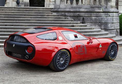 2010 Alfa Romeo Tz3 Corsa Zagato