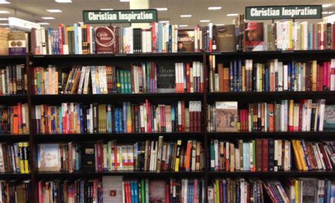 Barnes & Noble To Remove Religious Section, Move All Books