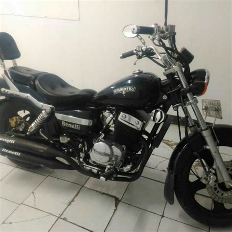 Modification Benelli Patagonian Eagle by Benelli Patagonian Eagle Motorbikes On Carousell