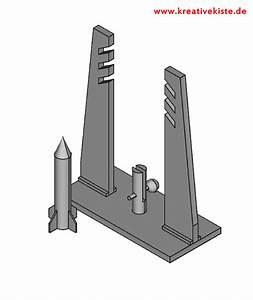 Pyramide Aus Holz Selber Bauen : papierrakete mit holzstartrampe ~ Lizthompson.info Haus und Dekorationen