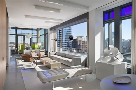 soho penthouse duplex in jean nouvel�s iconic 40 mercer