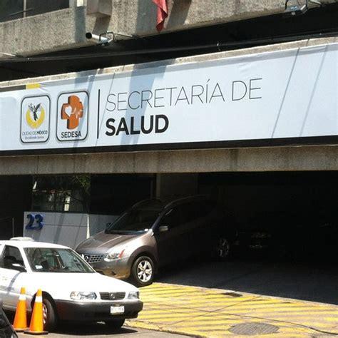 Asistencia técnica planeación integral en salud 2020. Secretaría de Salud GDF - Nápoles - Ciudad de México, Distrito Federal