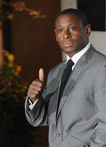 David Harewood in The Laurence Olivier Awards - Outside ...