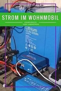 Wohnmobil Solaranlage Berechnen : 230v installation f r gr ere ansicht klicken ~ Themetempest.com Abrechnung