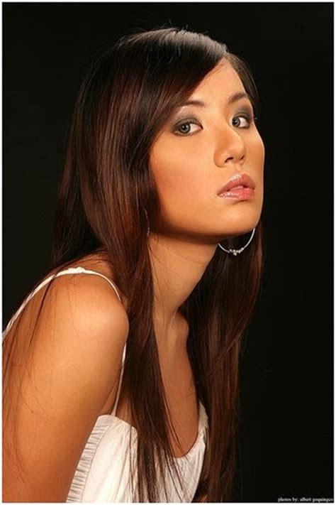 Pinay Celebrity Gallery  Filipina Model Chery Kubota