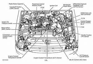 2010 Ford Explorer Engine Diagram Fluid
