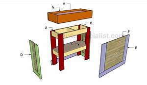 How to build an aquarium stand HowToSpecialist - How to