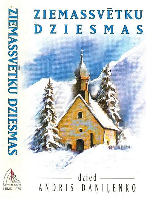 Andris Daņiļenko - Ziemassvētku Dziesmas (1998, Cassette ...