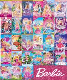 List All the Barbie Movies Ever Made