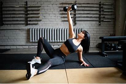 Workout Fitness Pose Legs Athletic Hands Shoe