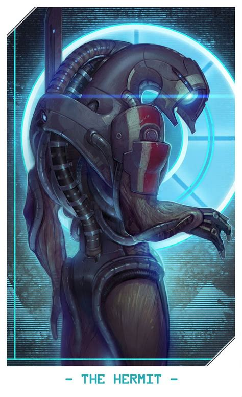 Me Legion By Alteya Mass Effect Fan Art Digital