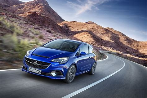 Opel Corsa Opc Durstiger Giftzwerg
